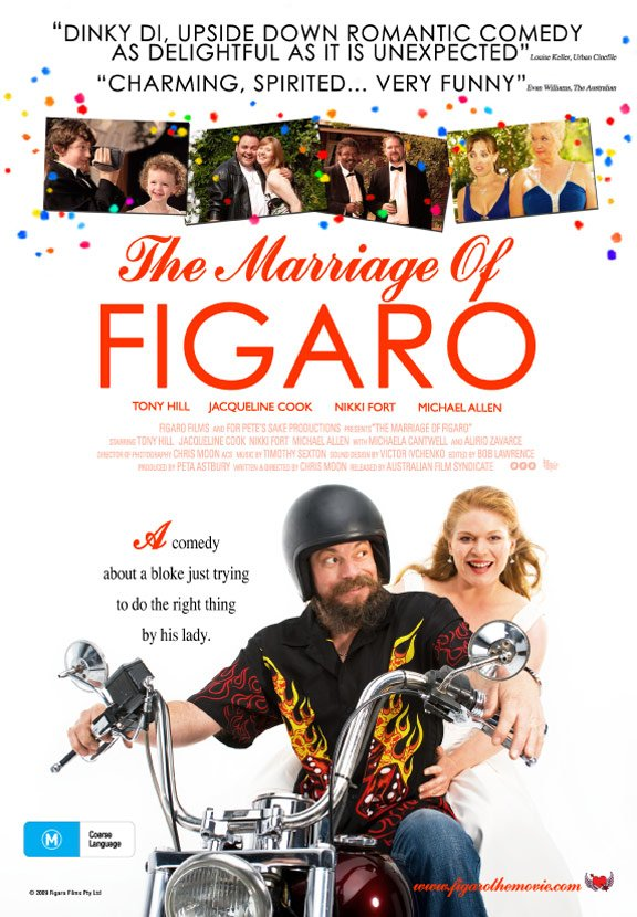 The Marriage of Figaro Poster #1