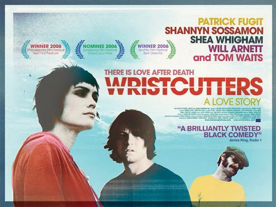 Wristcutters: A Love Story Poster #2