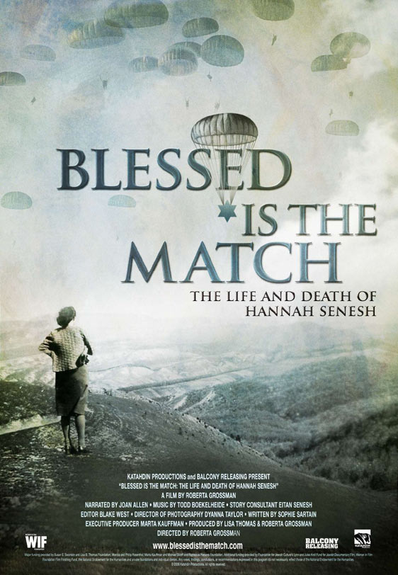 Blessed Is the Match Poster #2