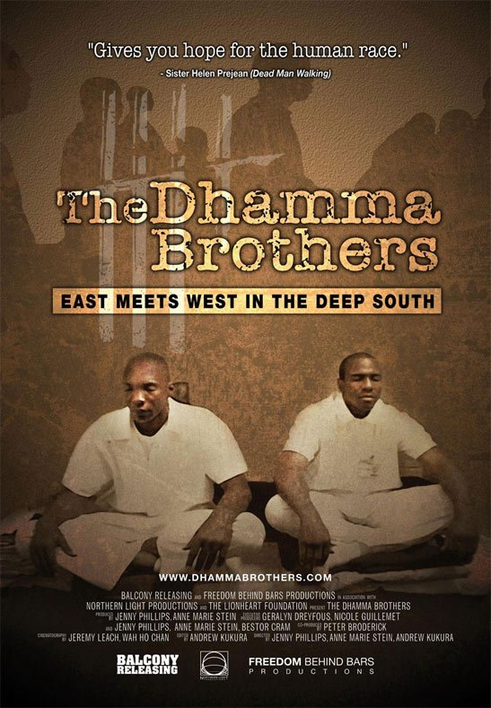 The Dhamma Brothers Poster #1