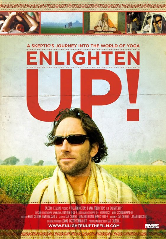 Enlighten Up! Poster #1