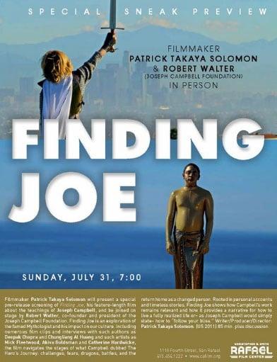 Finding Joe Poster