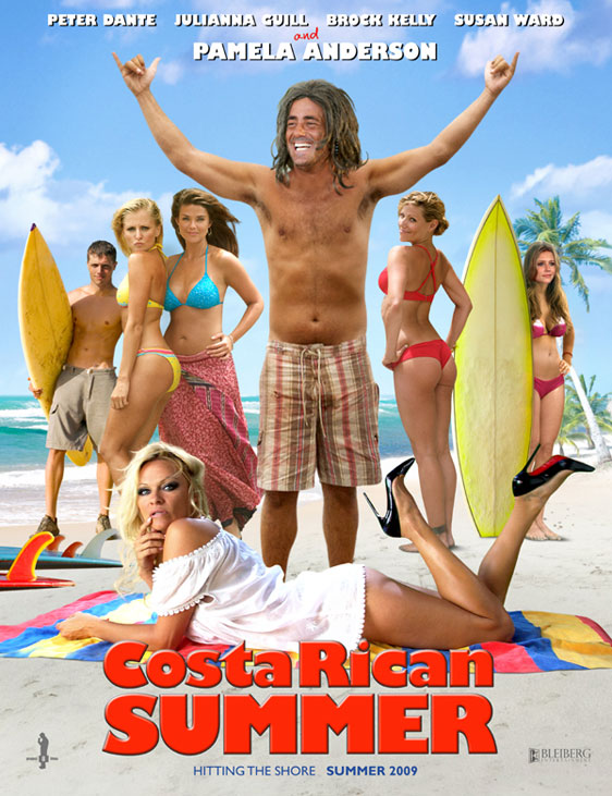 Costa Rican Summer Poster