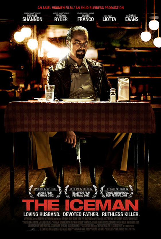 The Iceman Poster #2