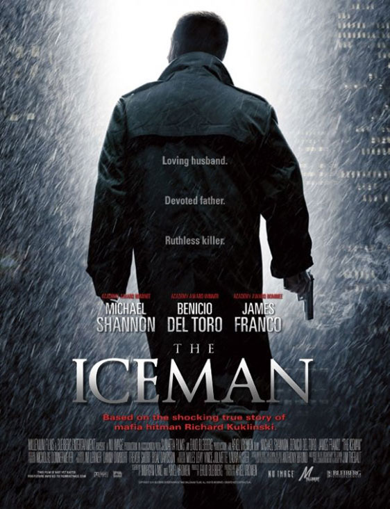 The Iceman Poster #1