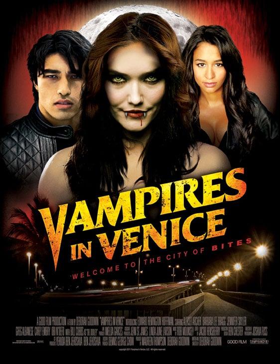 Vampires in Venice Poster