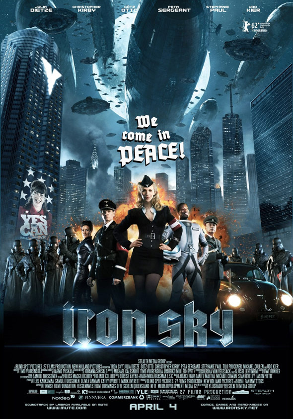 Iron Sky Poster #4