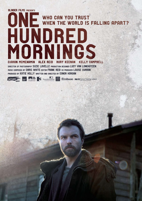 One Hundred Mornings Poster