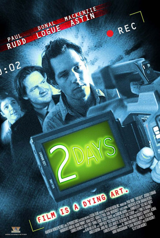 2 Days Poster #1