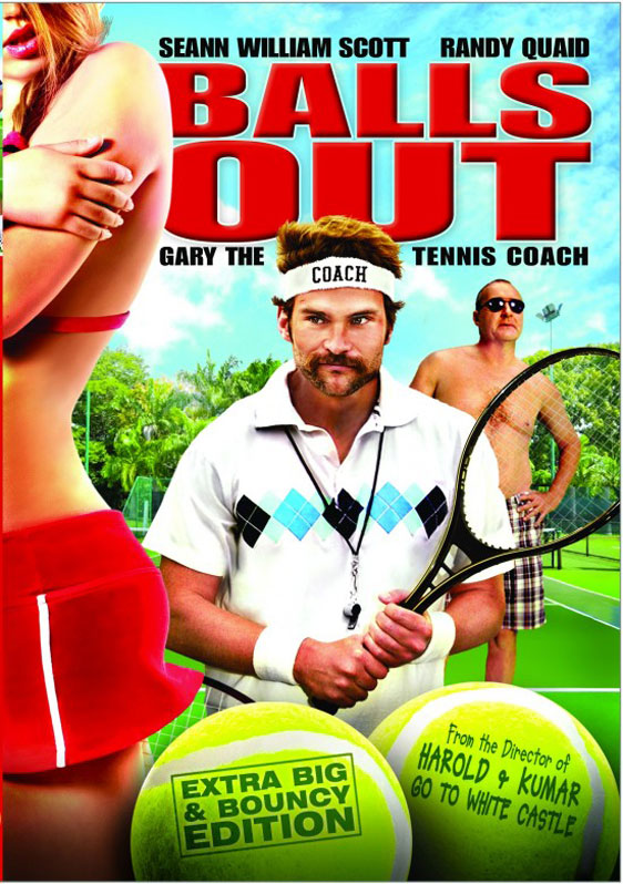 Balls Out: Gary the Tennis Coach Poster #1