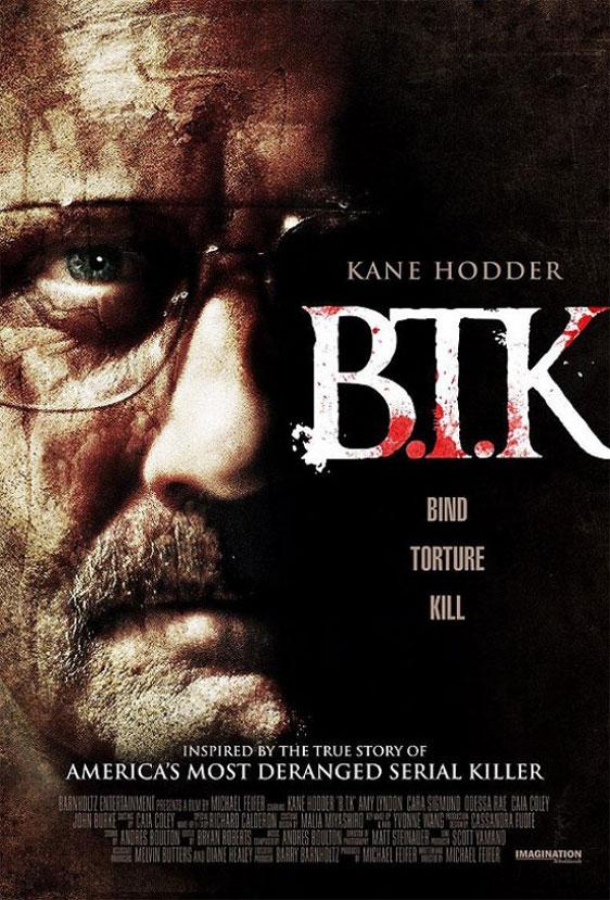 B.T.K. Poster