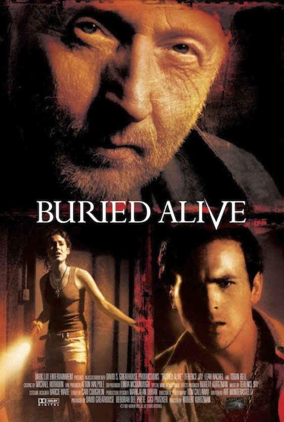Buried Alive Poster #1