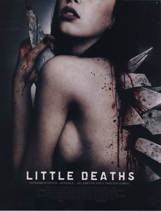 Little Deaths Poster #1