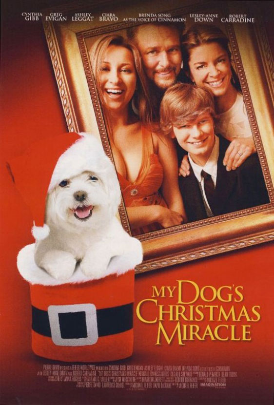 My Dog's Christmas Miracle Poster #1