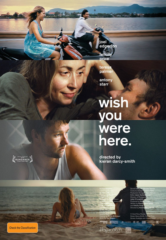 Wish You Were Here Poster #2