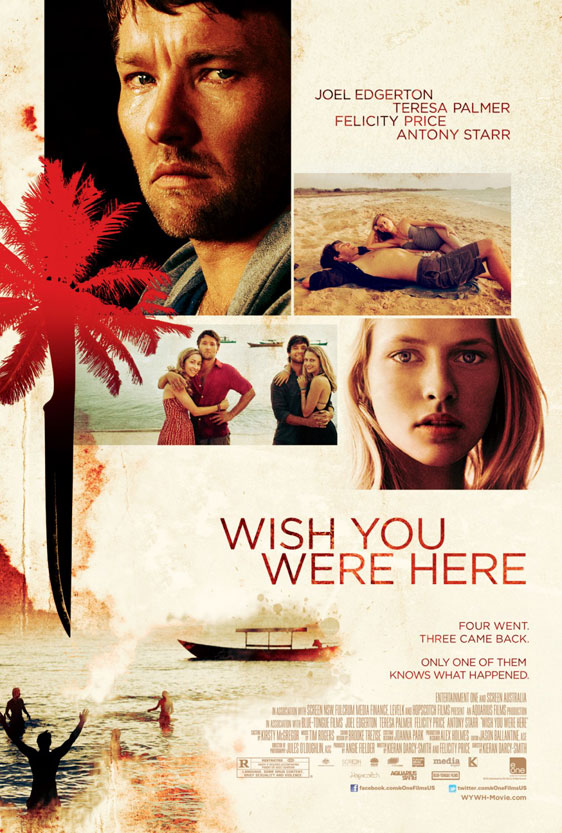 Wish You Were Here Poster #3