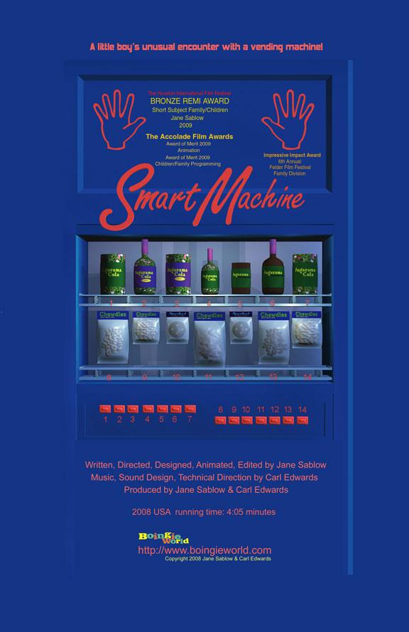 Smart Machine Poster