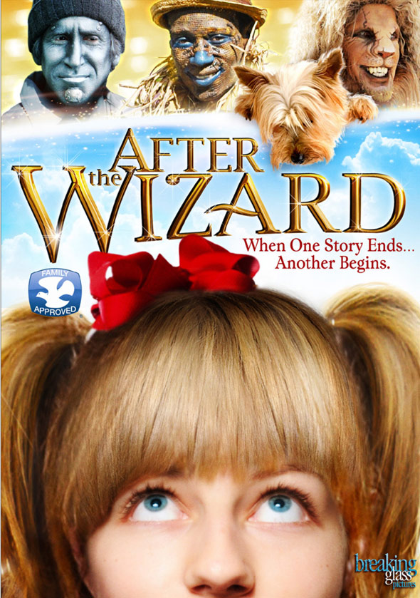 After the Wizard Poster