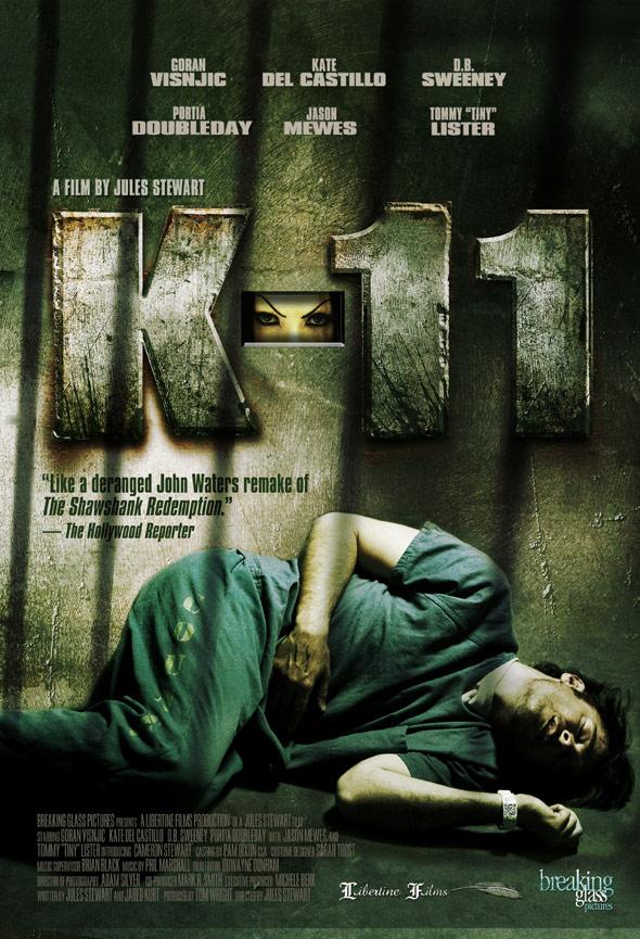 K-11 Poster