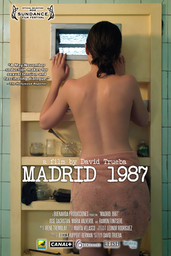 Madrid, 1987 Poster #1