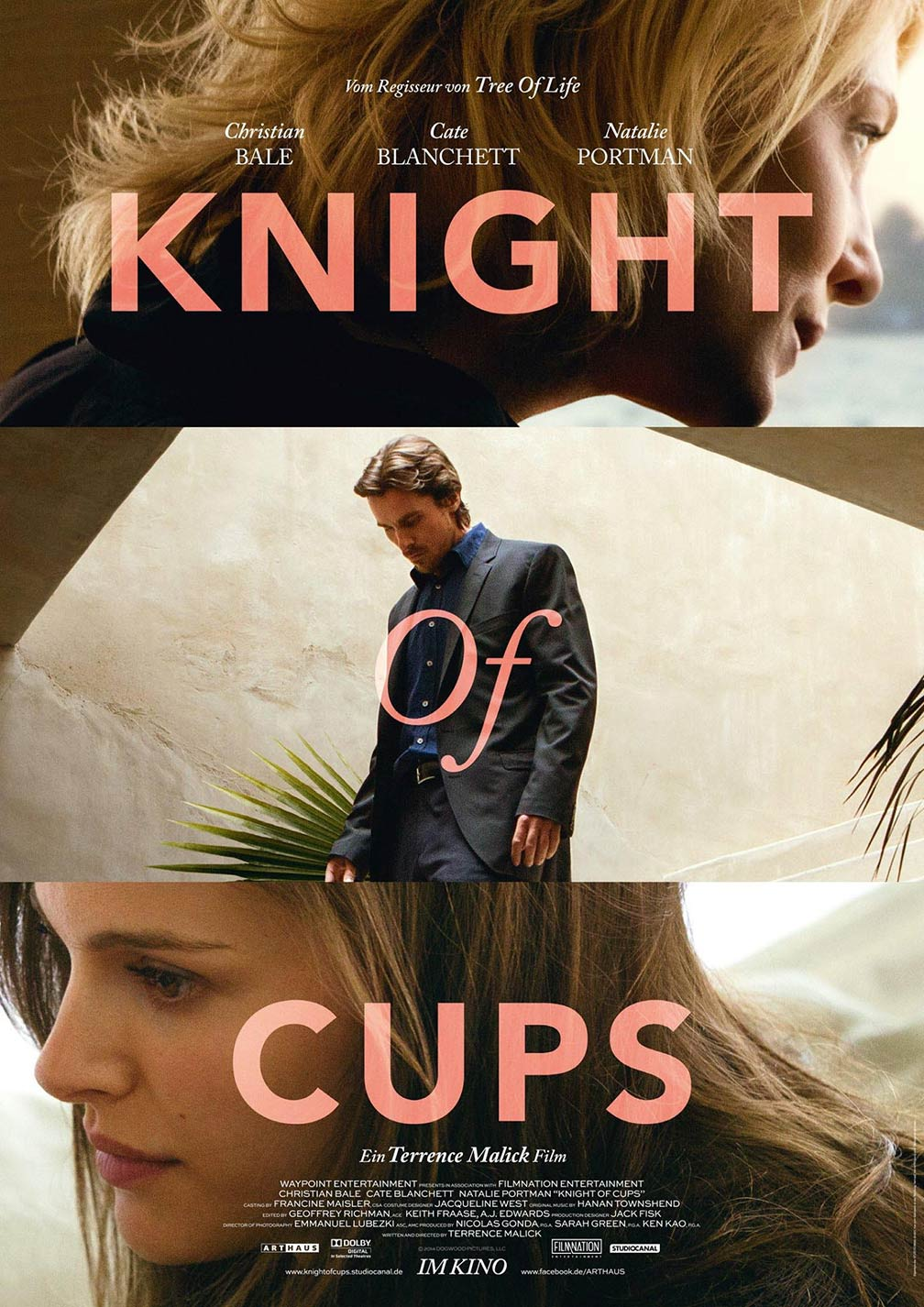 مشاهدة فيلم 2016 Knight of Cups  مترجم اون لاين و تحميل مباشر