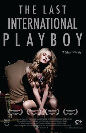 The Last International Playboy Poster #1
