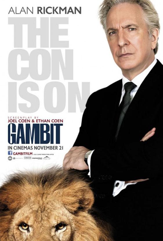 Gambit Poster #3