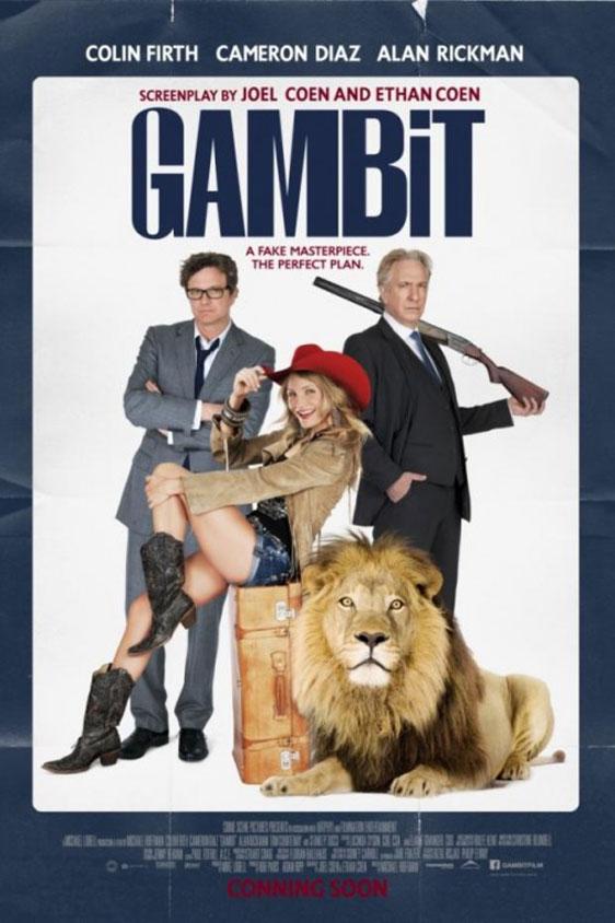 Gambit Poster #4