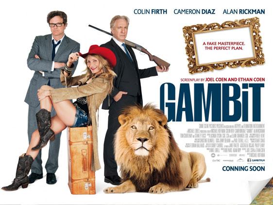 Gambit Poster #5