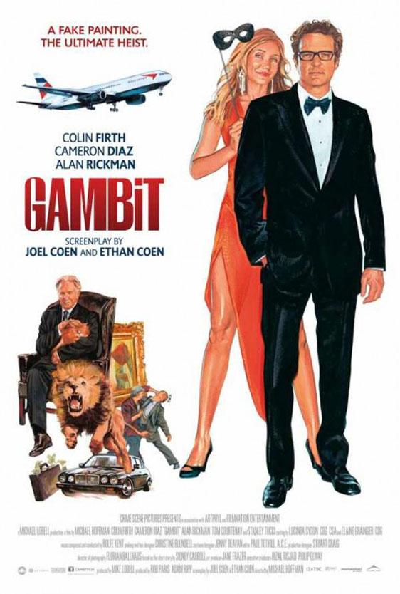 Gambit Poster #6
