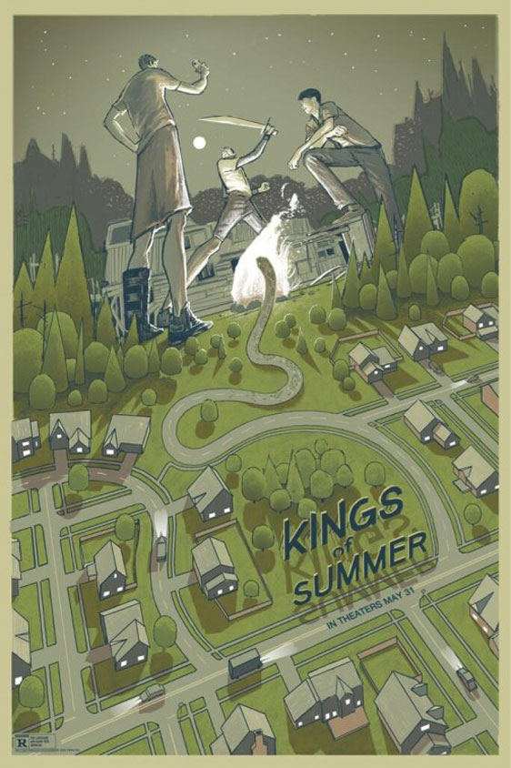 The Kings of Summer Poster #3