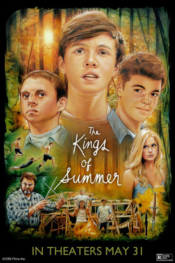 The Kings of Summer Poster #4