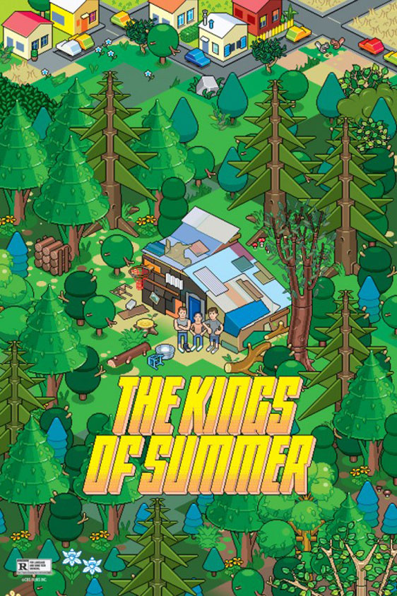 The Kings of Summer Poster #6