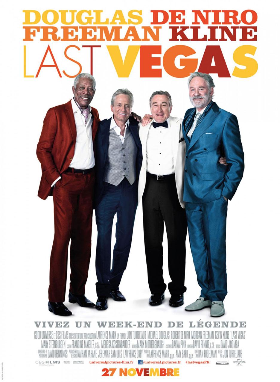 Last Vegas Poster #4