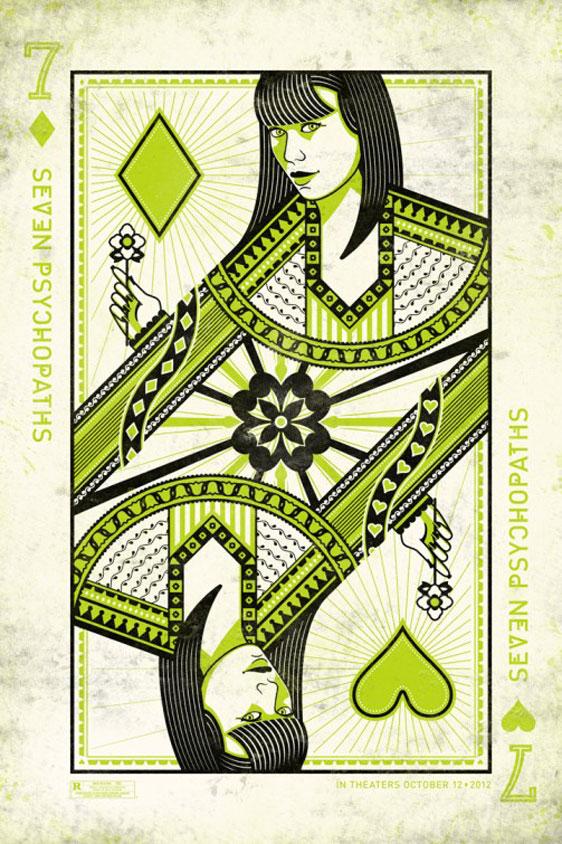 Seven Psychopaths Poster #11