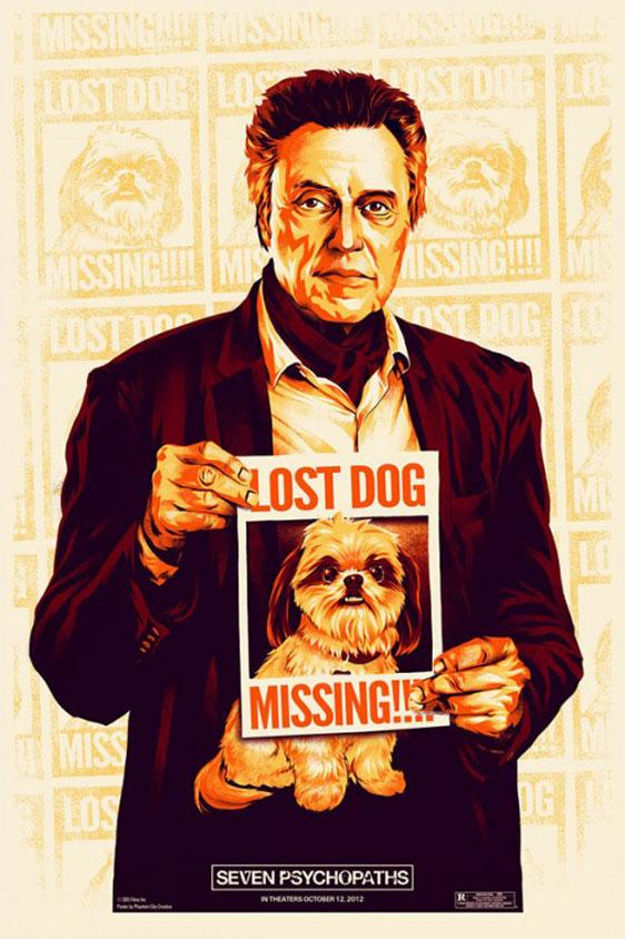 Seven Psychopaths Poster #12