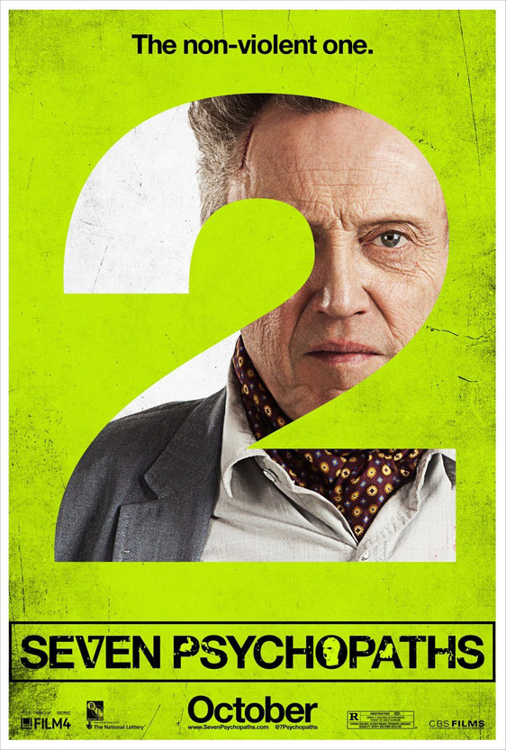 Seven Psychopaths Poster #3