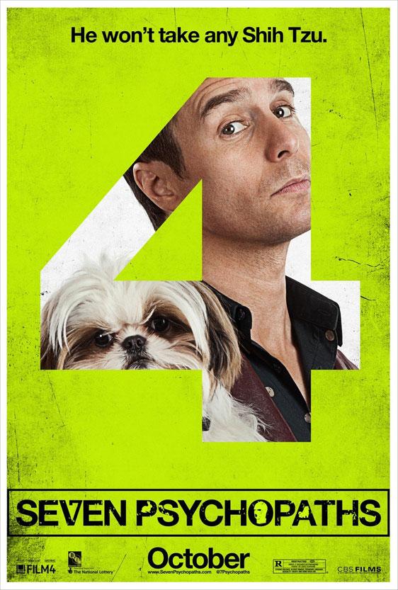 Seven Psychopaths Poster #5