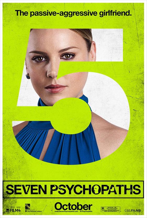 Seven Psychopaths Poster #6