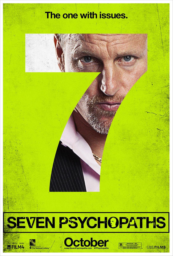 Seven Psychopaths Poster #8