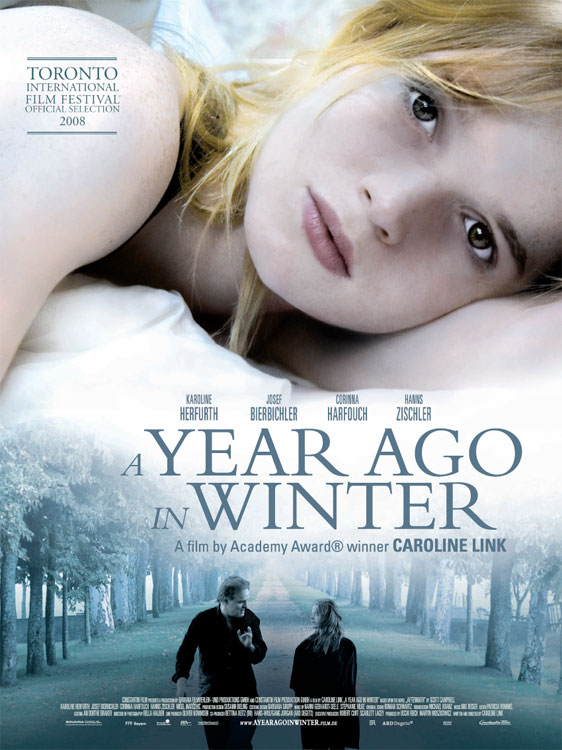 A Year Ago in Winter (Im Winter ein Jahr) Poster