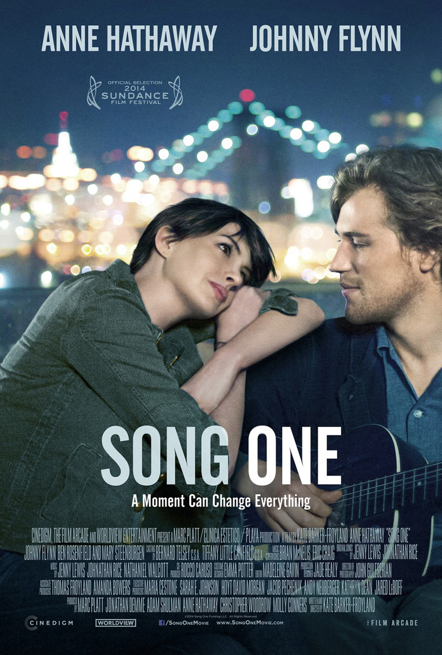 Song One Poster Song One Poster