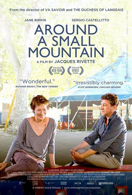 Around a Small Mountain Poster