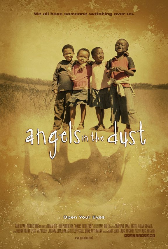 Angels in the Dust Poster #1
