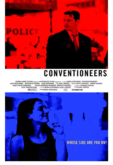 Conventioneers Poster