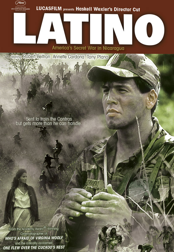 Latino Poster