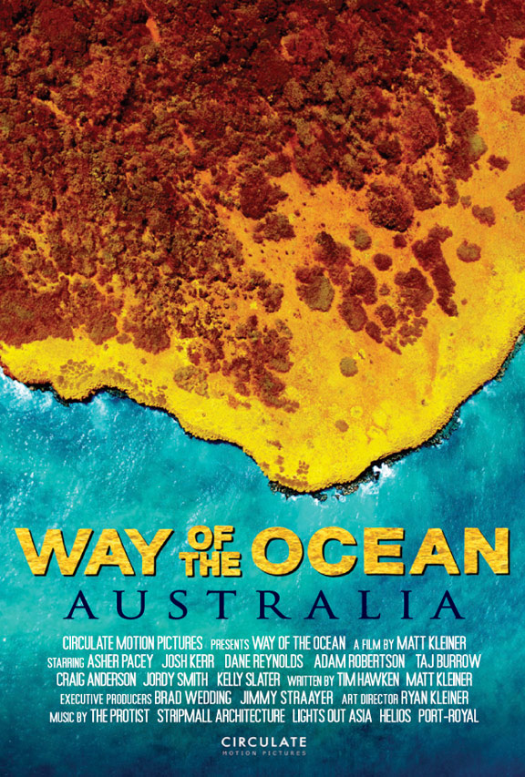 Way of the Ocean: Australia Poster #1