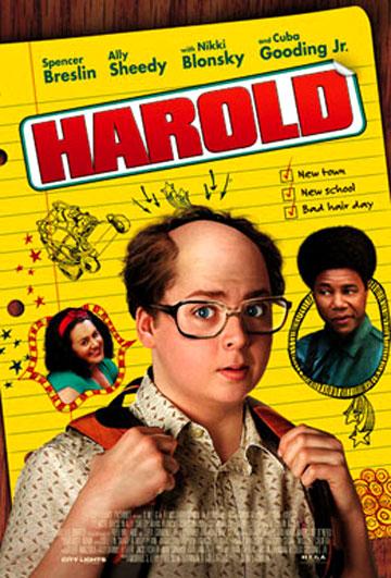 Harold Poster #1