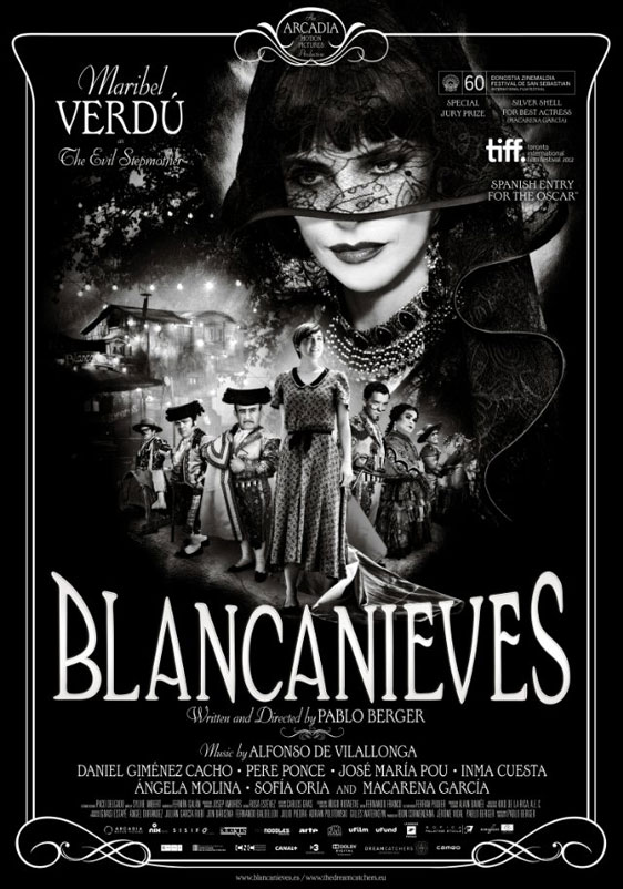 Blancanieves Poster #1