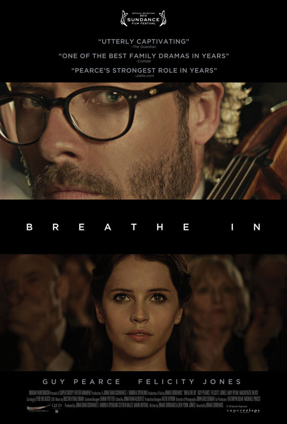 Breathe In Poster